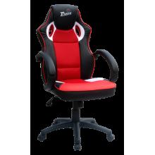 Кресло Trident GK-0808 Black and Red