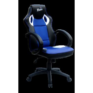 Кресло Trident GK-0808 Black and Blue