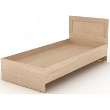 Одинарная кровать деревянная, 95,2x204,6x90 см, N003/1