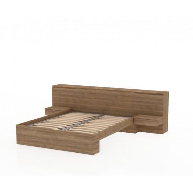 Кровать двойная, 269x236,4x84,5 см, РС001