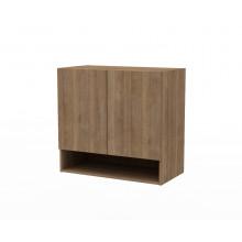 Шкаф навесной, 80x41,8x75 см, РС161