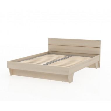 Кровать двойная, 167,2x206,8x77,7 см, СП002