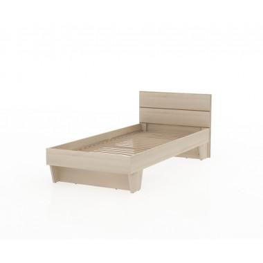 Одинарная кровать, 97,2x206,8x77,7 см, СП003