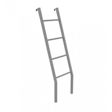 Металлическая лестница, 33,5x38,3x157,5 см, лестница Слимпи