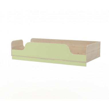 Каркас верхней кровати, 209,3x95x39,6 см, СП006Л/П слимпи