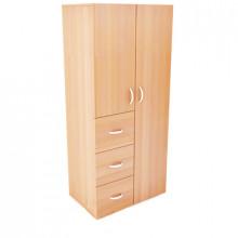 Шкаф для одежды 800x500x1800мм, ФШО04