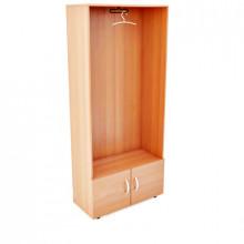 Шкаф для одежды, 800x360x1800мм, ФШО11