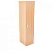 Шкаф-пенал для одежды, 400x500x1800мм, ФШПО02
