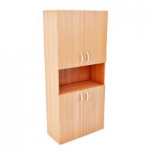 Шкаф для документов, 800x360x1800мм, ФШД06
