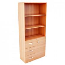Шкаф для документов, 800x360x1800мм, ФШД07