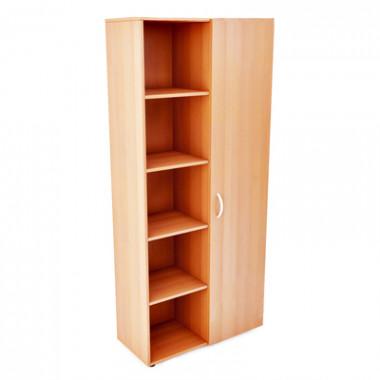 Шкаф для документов, 800x360x1800мм, ФШД09