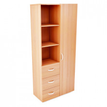 Шкаф для документов, 800x360x1800мм, ФШД10