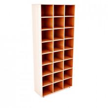 Шкаф картотечный, 800x300x1800мм, ФШК03