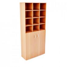 Шкаф картотечный, 800x300x1800мм, ФШК04