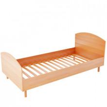Кровать взрослая, 1950x950x700мм, ФКВ01