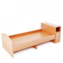 Кровать взрослая, 2216x932x750мм, ФКВ03