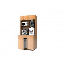 Мини-кухня, 1000x600x2040(850)мм, ФМК08