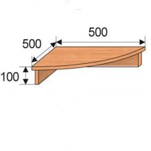 Подставка под монитор, 500x500x100мм, ФПМ01