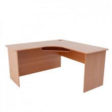 Компьютерный стол угловой, (1500+1500)х600х750 мм, ФСКУ01