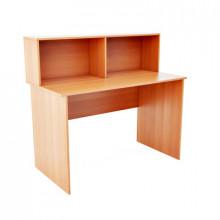 Стол с надстройкой, 1200x600x1100мм, ФСН02