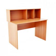 Стол с надстройкой, 1200x600x1100мм, ФСН03
