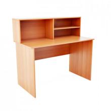 Стол с надстройкой, 1200x600x1100мм, ФСН04