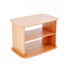 Журнальный стол, 800x500x600мм, ФСЖ01