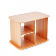 Журнальный стол, 800x500x600мм, ФСЖ02