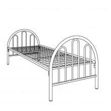 Кровать металлическая одноярусная, КВ 1.8
