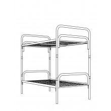 Кровать металлическая двухъярусная, КВ 2.2-900