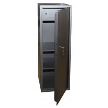 Офисный сейф, 47,5x39x120 см, КМ-1200т