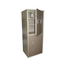 Офисный сейф, 47,5x39x120 см, КМ-1200т/2