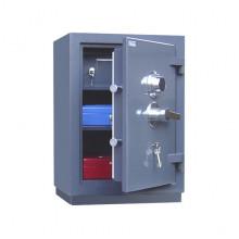 Офисный сейф, 45x39,5x64,5 см, КЗ-0132тк