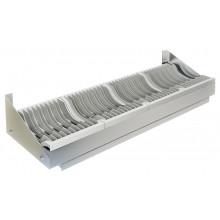 Полка настенная для сушки посуды пластмассовая, ВПН-311