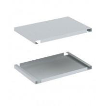 Полка для шкафа ШРМ22у 39,5х45х2 см