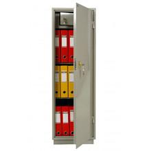 Бухгалтерский шкаф, 42x35x130 см, КБС 021т