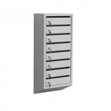 Ящик почтовый, 38,5x19,5x86 см, ПМ 8