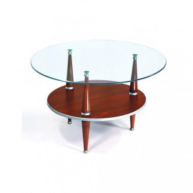 Журнальный стол, d=70x55 см, Премьер-7
