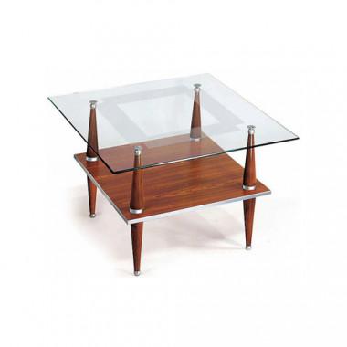 Журнальный стол, 75x75x55 см, Премьер-8