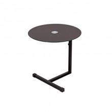 Журнальный стол регулируемый, d=49x41/51/59 см, Приз-2