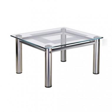 Журнальный стол, 75x75x44 см, Рекорд-2м