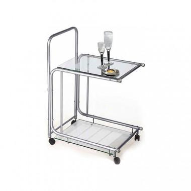 Сервировочный стол с ручкой, 37x52x89 см, С-9