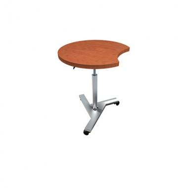 Столик для ноутбука, d60x678-878 см, CT-600