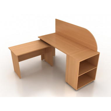 Компоновка офисной мебели №6