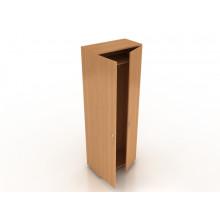 Шкаф гардеробный, 72x37x196 см, ПШ-01