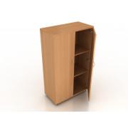 Шкаф закрытый, 72x37x121 см, ПШ-03/1