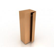 Шкаф гардеробный, 72x55x196 см, ПШ-07