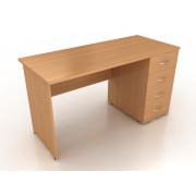 Стол однотумбовый, 110x68x73 см, 29S100 L/R