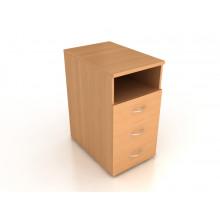 Тумба приставная без крышки, 40x60x75 см, ПТ-04/1