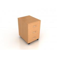 Тумба подкатная, 40x50x62 см, ПТВ-03